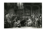 Russell Trial 1683 Giclee Print by Sir George Hayter