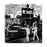 Krupp: Martinwerk III Giclee Print by Robert Engels