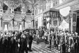 Wilhelm Opens Reichstag Photographic Print
