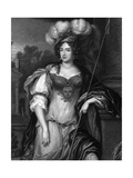 Frances Richmond Minerva Giclee Print by Sir Peter Lely