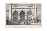 London, Burlington Arcade Giclee Print by Thomas H Shepherd