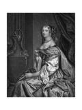 Elizabeth Bagot Dorset Giclee Print by Sir Peter Lely
