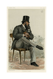5th Baron Rendlesham Giclee Print by Theobald Chartran