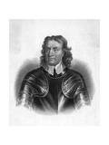 Oliver Cromwell (Freeman Giclee Print by S Freeman