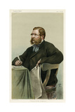 Wh Waddington, VFair 1878 Giclee Print by Theobald Chartran