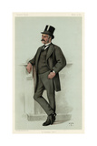Male Type, Burnaby 1883 Giclee Print by Theobald Chartran