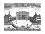 Buckingham House 1750S Giclee Print by Sutton Nicholls