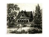 Rw Emerson, Summerhouse Giclee Print by Richardson Cox