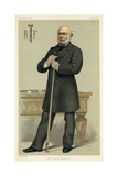 Jules Grevy, Politician Giclee Print by Theobald Chartran