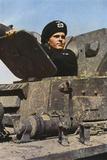 German Tank Commander Impressão fotográfica por Unsere Wehrmacht