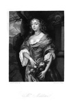Jane Middleton Giclee Print by Sir Peter Lely