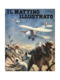 Rebels' and Italians Giclee Print by Ugo Matania
