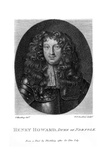 Sixth Duke of Norfolk Giclee Print by Sir Peter Lely