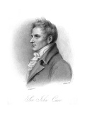 Sir John Carr Giclee Print by Richard Westall