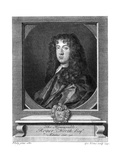 Roger North Giclee Print by Sir Peter Lely