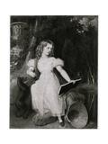 Queen Victoria Giclee Print by Richard Westall