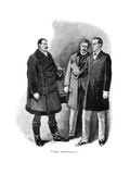 Sherlock Holmes Giclee Print by Sidney Paget