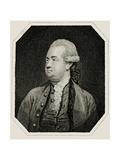 Edward Gibbon, Ridley Giclee Print
