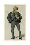 J L E Meissonier, French Painter Giclee Print by Theobald Chartran