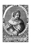 Battista Mantuan Spagnoli Reproduction procédé giclée par Theodor De Brij