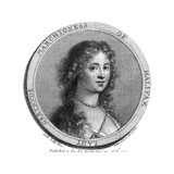 Gertrude Mss. Halifax Giclee Print by Sir Peter Lely