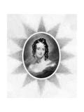 Jane Eliz. Ellenborough Giclee Print by Thomas Lawrence