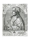 Martin Bucer Giclee Print by Theodor de Bry
