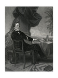 Jefferson Davis Giclee Print by Thomas Nast