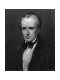 James Fenimore Cooper Giclee Print by Tony Johannot