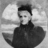 Mary Baker Eddy, Cole Photographic Print by Timothy Cole