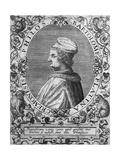 Sacchi, Platina Giclee Print by Theodor de Bry