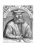 Johannes Dryander Giclee Print by Theodor de Bry