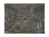 Aztec Sacrifice Giclee Print by Theodor de Bry