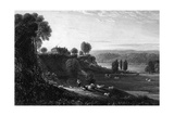 Crompton's Home Giclee Print by William Linton