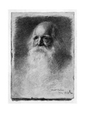 William Cullen Bryant Giclee Print by Wyatt Eaton
