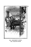 Herkomer's Printing Room Giclee Print by William Hatherell