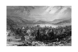 Windermere, Lake District Giclee Print by Thomas Allom
