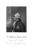 Sir William Draper Giclee Print by Thomas Gainsborough