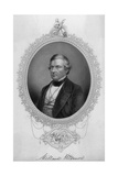 Millard Fillmore Giclee Print by WJ Edwards