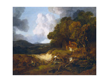 Landscape Giclee Print by Thomas Gainsborough