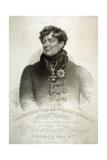 King George IV, Wageman Giclee Print by W Holl