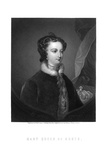 Mary, Queen of Scots Giclee Print by W Holl