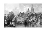 France Perigueux Giclee Print by Thomas Allom