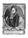 Gervase Babington Giclee Print by Theodor de Bry