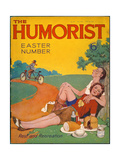 The Humorist Easter Number 1938 Premium Giclee Print by W. Heath Robinson