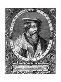 Pieter Bennewitz Giclee Print by Theodor de Bry