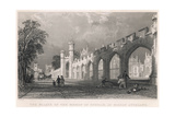Bishop Auckland Giclee Print by Thomas Allom