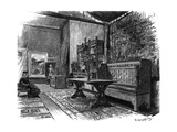 Herkomer's Studio Giclee Print by William Hatherell