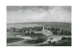 Great Marlow, Berkshire Giclee Print by Thomas Girtin