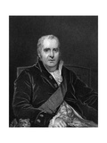 George Earl Dartmouth Premium Giclee Print by Thomas Phillips